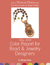 Fall/Winter 2009 Color Report for Bead & Jewelry Designers (PDF)