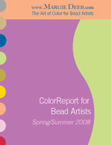 Spring/Summer 2008 Color Report for Bead & Jewelry Designers (PDF)