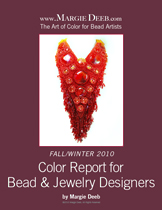 Fall/Winter 2010 Color Report for Bead & Jewelry Designers (PDF)