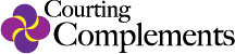 Courting Complements logo