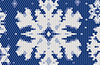 Let It Snow Bracelet (Peyote or Brick Stitch) PDF